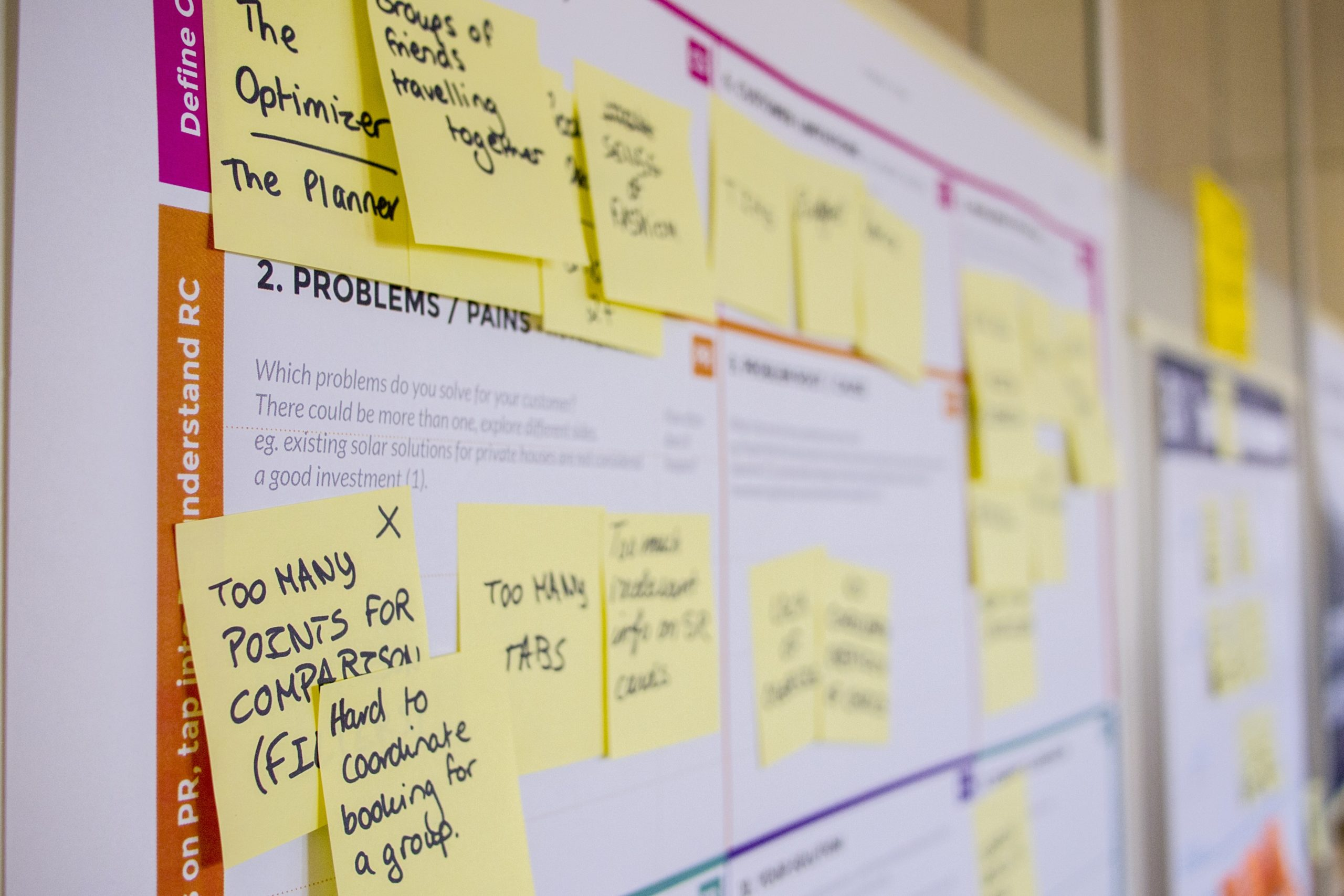 Business model Canvas : la proposition de valeur et le segment de clients